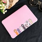For iPad mini 1234 ipad 5 6 7 8 cute Cat claw Flip soft Stand protective case