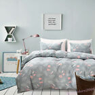 Floral Printed Duvet Cover Quilt Sets Bedding Set Twin Queen King Pillowcase