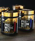 OPTIMUM NUTRITION GOLD STANDARD PRE WORKOUT, Fruit Punch