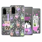 HEAD CASE DESIGNS BUBBLE TEA SOFT GEL CASE FOR SAMSUNG PHONES 1