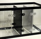 custom AQUARIUM TANK DIVIDER fish separator