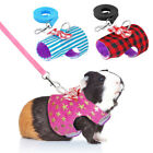 Kyпить Top Small Animal Harness Leash Guinea Pig Ferret Hamster Rabbit Squirrel Clothes на еВаy.соm