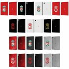 OFFICIAL LIVERPOOL FOOTBALL CLUB CREST 1 PU LEATHER BOOK CASE FOR APPLE iPAD