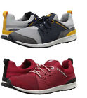 CAT Mens Unexpected Low Top Lace Up Comfort Shoes Fashion Sneaker Red Gray New