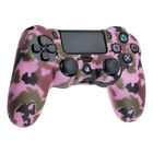 Camouflage Silicone Case Cover Skin Protector for PS4 Playstation 4 Controllers