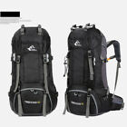 Free Knight Travel Camping Rucksack Backpack with Rain Cover Waterproof 60L