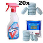 Внешний вид - 20PCS/Set Multifunctional Effervescent Spray Cleaner Concentrate V Clean Spot