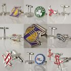 Mens American Basketball Fans Cufflinks Boys Gifts Sport Multiple Team Souvenir on eBay