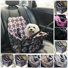 Внешний вид - Mesh Bag Waterproof Breathable Pet Dog Car Seat Hanging Safe Carrier Holder Mat