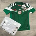Adidas Youth Mexico Green & White Jersey World Cup 2014 Home