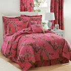 Realtree Hot Pink Camo Comforter Set, Fuchsia Camouflage Bed