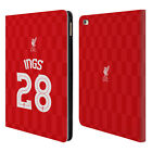 OFFICIAL LIVERPOOL FOOTBALL CLUB SHIRT NEW PU LEATHER BOOK CASE FOR APPLE iPAD