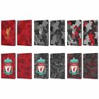 LIVERPOOL FC LFC DIGITAL CAMOUFLAGE PU LEATHER BOOK WALLET CASE FOR APPLE iPAD