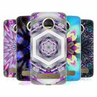 OFFICIAL HAROULITA FRACTAL MANDALA HARD BACK CASE FOR MOTOROLA PHONES 1