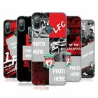 CUSTOM CUSTOMISED PERSONALISED LIVERPOOL FC GEL CASE FOR HTC PHONES 1