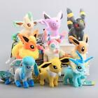 Внешний вид - Pokemon Sylveon Eevee Espeon Umbreon Jolteon Flareon Vaporeon Plush