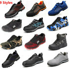 Внешний вид - AtreGo Men Safety Shoes Boots Steel Toe Indestructible Ultra X Hiking Sport Work