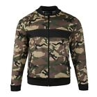 Beautiful Giant Men's Spring / Fall Casual Zip up Track Jacket Coat Army Camo
