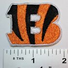 NFL Small Cincinnati Bengals Embroidered Iron-on Patch FREE SHIPPING - USA