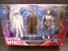 Dr Who: 3 Action Figure Collector Set David Tennant Cyberman Vashta