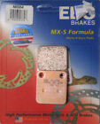 EBC Organic Brake Pads for Triumph Thunderbird LT (1700cc/Cast wheel) 2014-2015 $32.39 USD on eBay