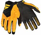 Shift Racing Mens Yellow/Black Black Label Pro Dirt Bike Gloves ATV MX 2018