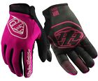 Troy Lee Designs Air Dirt Bike Gloves Pink Black White 2014 MX BMX MTB