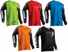 Thor Mens & Youth Sector Zones Dirt Bike Jersey MX ATV Offroad Off-Road 2018