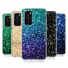 OFFICIAL PLDESIGN GLITTER SPARKLES HARD BACK CASE FOR HUAWEI PHONES 1