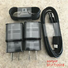 OEM Samsung Galaxy Note9 Note8 S8 Wall Charger Adapter 4/6/1