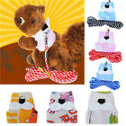 Dog Cat Puppy Pet Vest Harness Chest Collar Lead Leash Strap Adjustable