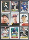 2016 TOPPS ARCHIVES - (ROOKIE RC'S, STARS, HOF) - WHO DO YOU NEED!!