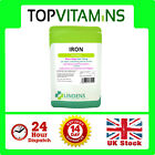 Iron (Ferrous Fumarate) 14mg 120 Tablets ✰ Aids with Tiredness Fatigue Anaemia ✰ $14.9 USD on eBay