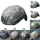 Tactical New Tools Airsoft Gear Series 7colors Helmet Cover Paintball Combat