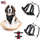 Pet Dog Car Harness Vehicle Seat Belt Lead Clip Reflective Walking Leash Safety