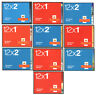 LX41 to LX50 Christmas Plain Booklets unmounted mint. Each sold separately.