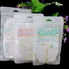 50PCS Plastic packaging retail display hanging bags pouch WM