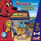Clifford Big Red Dog Kids Edutainment Series PC Windows XP Vista 7 Sealed New