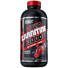 Nutrex Research Liquid L-Carnitine 3000 mg Metabolism & Weight Loss Diet Support for sale  Oviedo