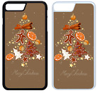 Christmas Santa Snowman iPhone Case Reindeer Holidays Phone Cover all models(S3