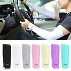 Unisex Cooling Arm Sleeve Cover UV Sport Sun Protection Basketball Golf Athletic