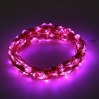 6M to 20M 100 to 200LED Solar Powered Copper Wire Outdoor String Fairy Light PJ