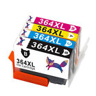 Lot Ink Cartridges For HP 364XL Photosmart 5510 5515 5520 6510 7510 7520 UCI