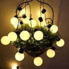 5 M 20 LED Lager Ball String Lights Outdoor Garden Lamp Christmas Festive Light