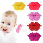 Funny Silicone Baby Infant Pacifier Orthodontic Nipple Dummy Mouth Lips Soothers