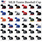 All Teams Baseball MLB Cap 9FIFTY FITTED The League Hats Snapback Caps Unisex on Ebay