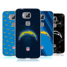 OFFICIAL NFL 2017/18 LOS ANGELES CHARGERS SOFT GEL CASE FOR HUAWEI PHONES 2