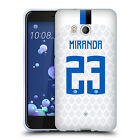 OFFICIAL INTER MILAN 2018/19 PLAYERS AWAY KIT GROUP 2 GEL CASE FOR HTC PHONES 1