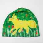 """Designer IREEVES sports cap unisex for running, outdoor sports """"Yellow Fox"""""""