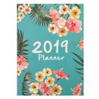 2019 Planner Planning Schedule Monthly Study Work Notebook New Year XMAS Gift